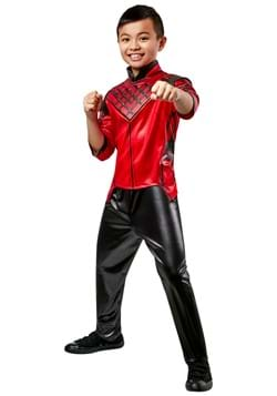 Shang-Chi Deluxe Boys Shang-Chi Costume