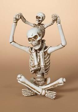9 inch Skeleton with Skeleton Child