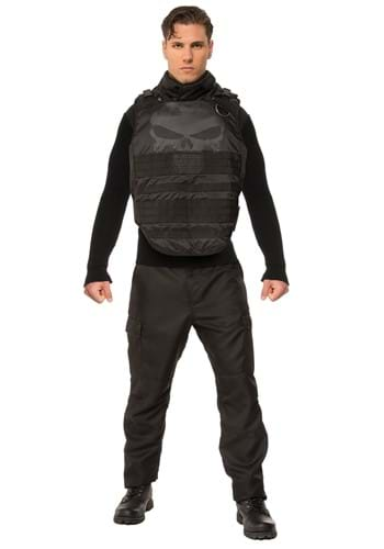 Men's Grand Heritage Punisher Costume