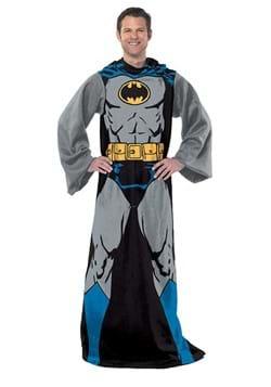 Batman Adult Silk Touch Comfy Throw