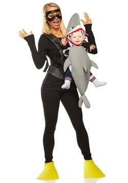 Shark & Diver Carrier Costume