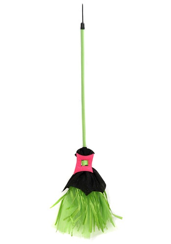 Spiderina Witch Broom