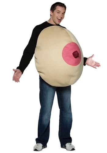 Giant Boob Costume