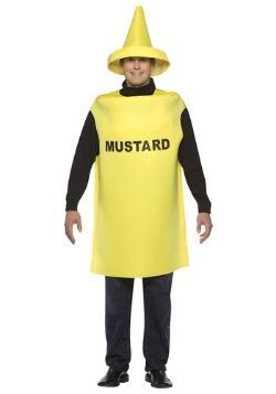 Adult Mustard Costume