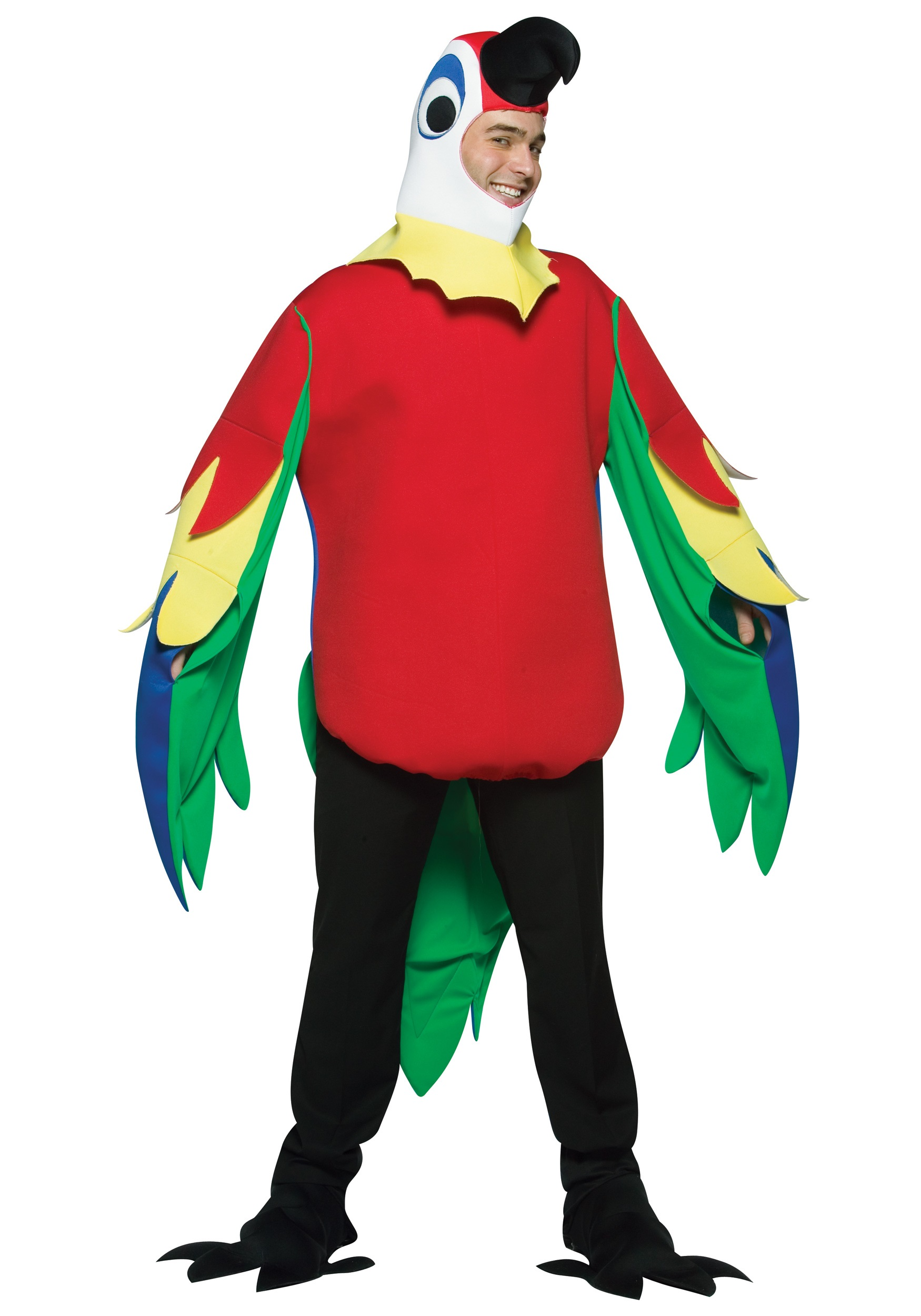 Baby Parrot Costumes For Halloween