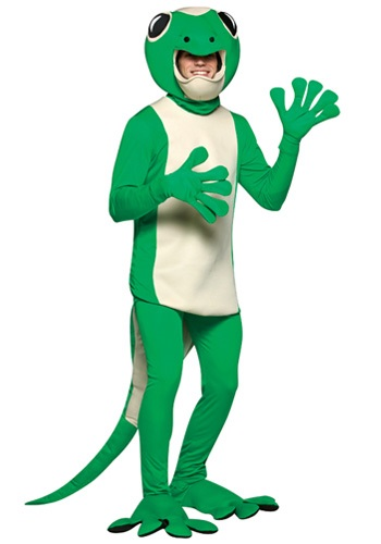 Adult Gecko Costume