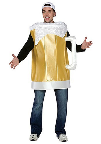Beer Mug Costume
