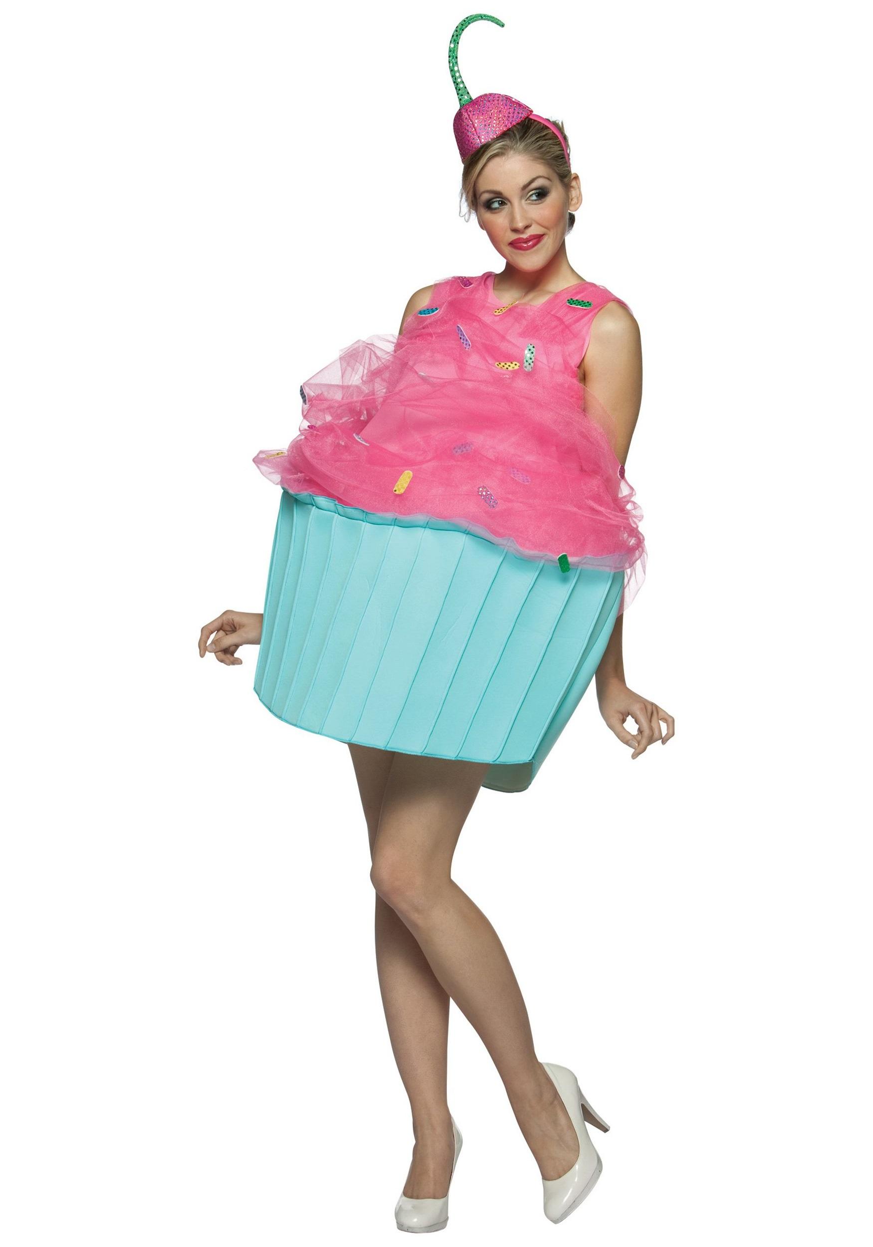 Womens Cupcake Costume  sc 1 st  Halloween Costumes UK & Food Costumes - Adult Kids Food and Drink Halloween Costume Ideas