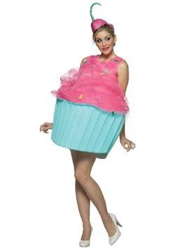 Womens Cupcake Costume