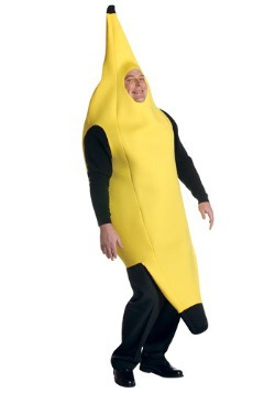 Plus Size Banana Costume