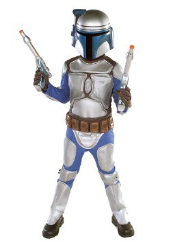 Childs Jango Fett Deluxe Costume