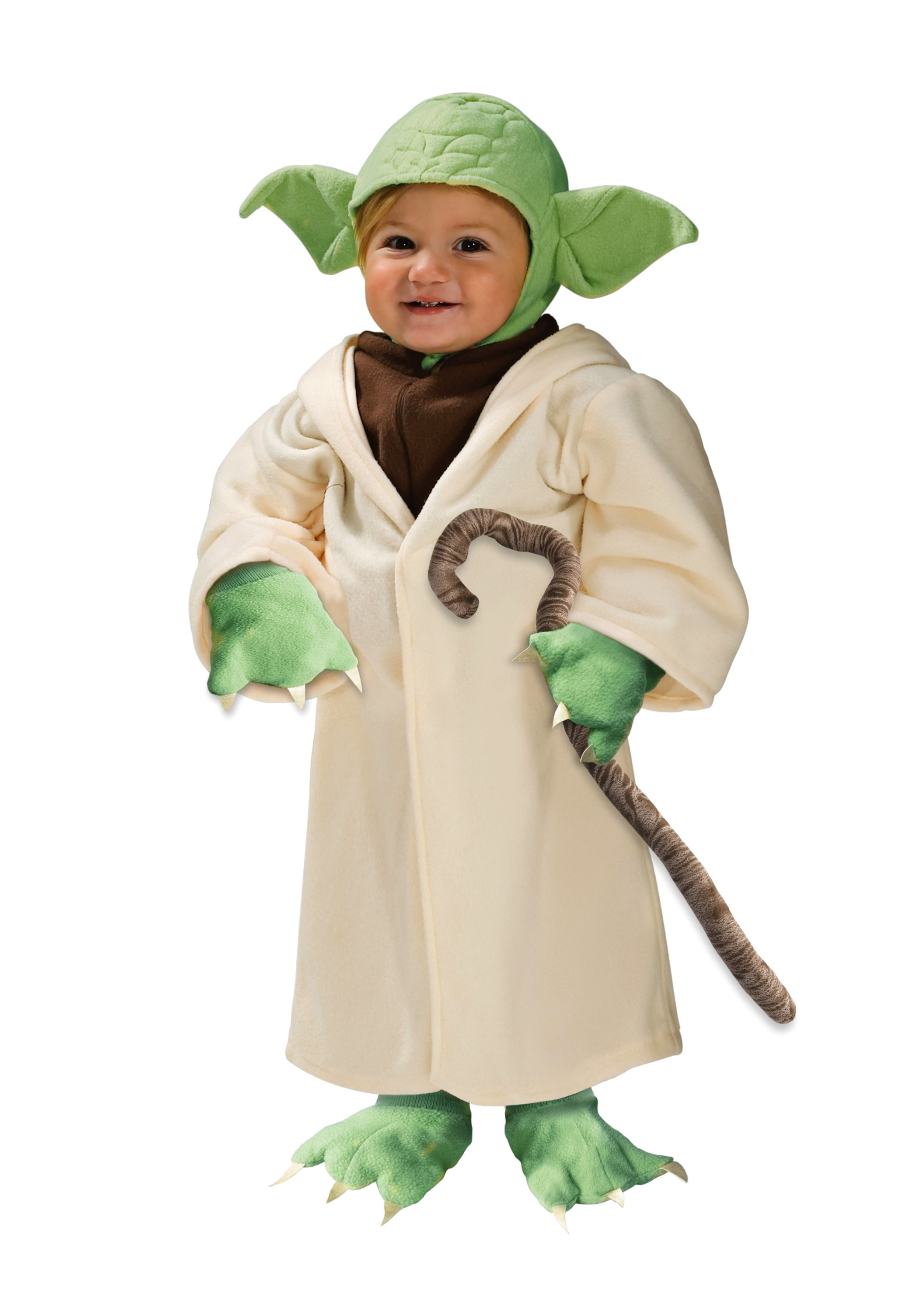 Child Yoda Toddler Costume