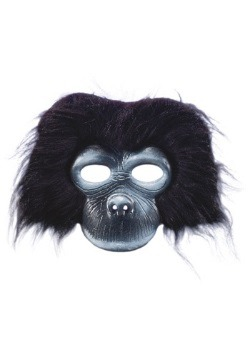 Plush Gorilla Mask