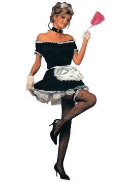 Women's French Maid Costume