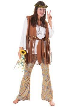 Adult Hippie Love Child Costume