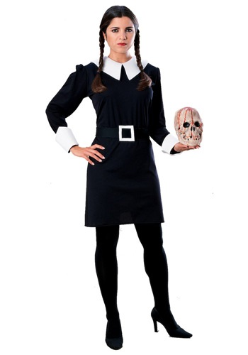 Adult Wednesday Addams Costume