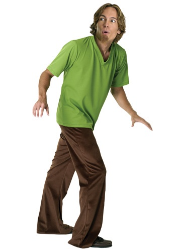 Adult Shaggy Costume