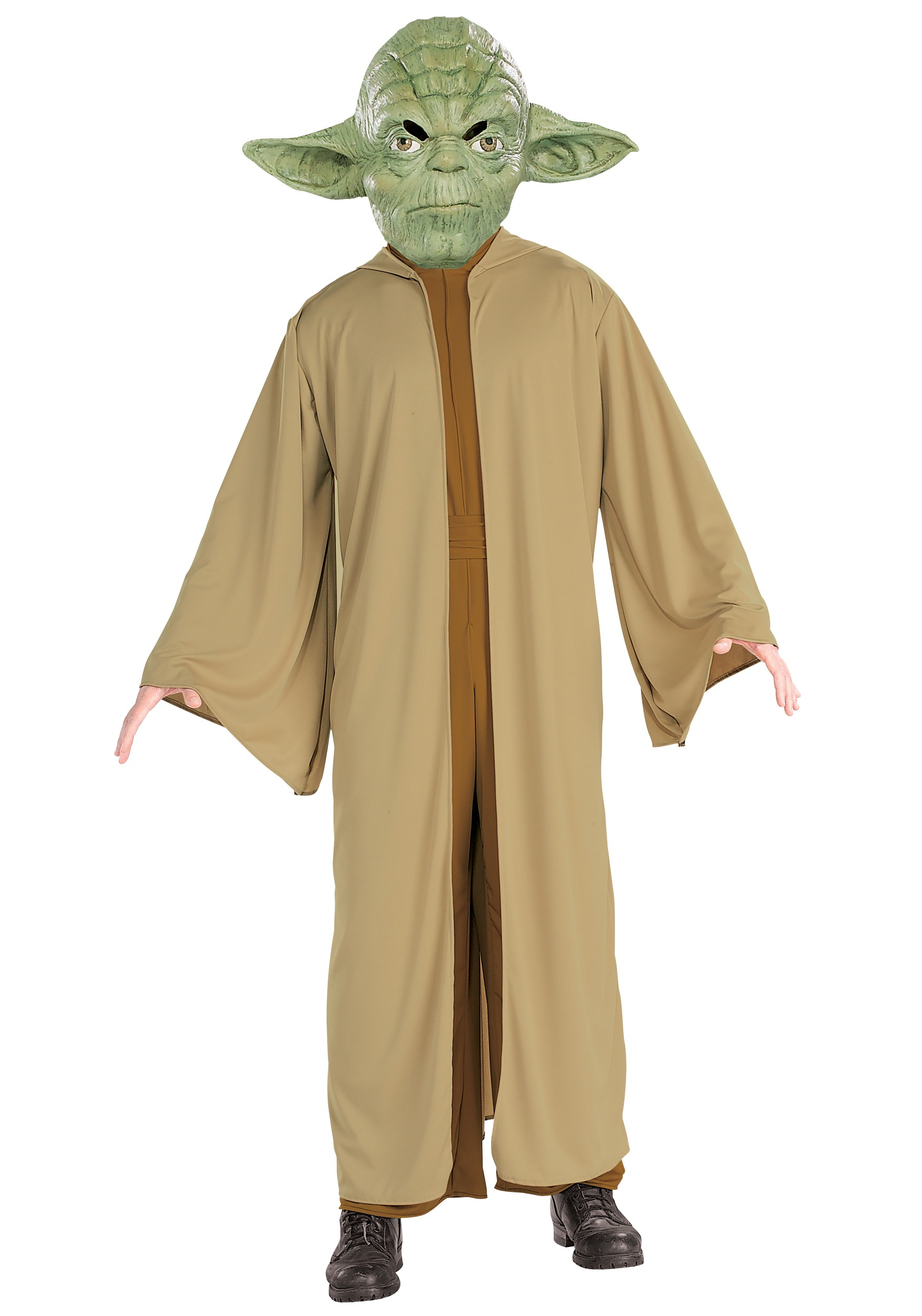 Adult Yoda Costume  sc 1 st  Halloween Costumes UK : yoda costume infant  - Germanpascual.Com