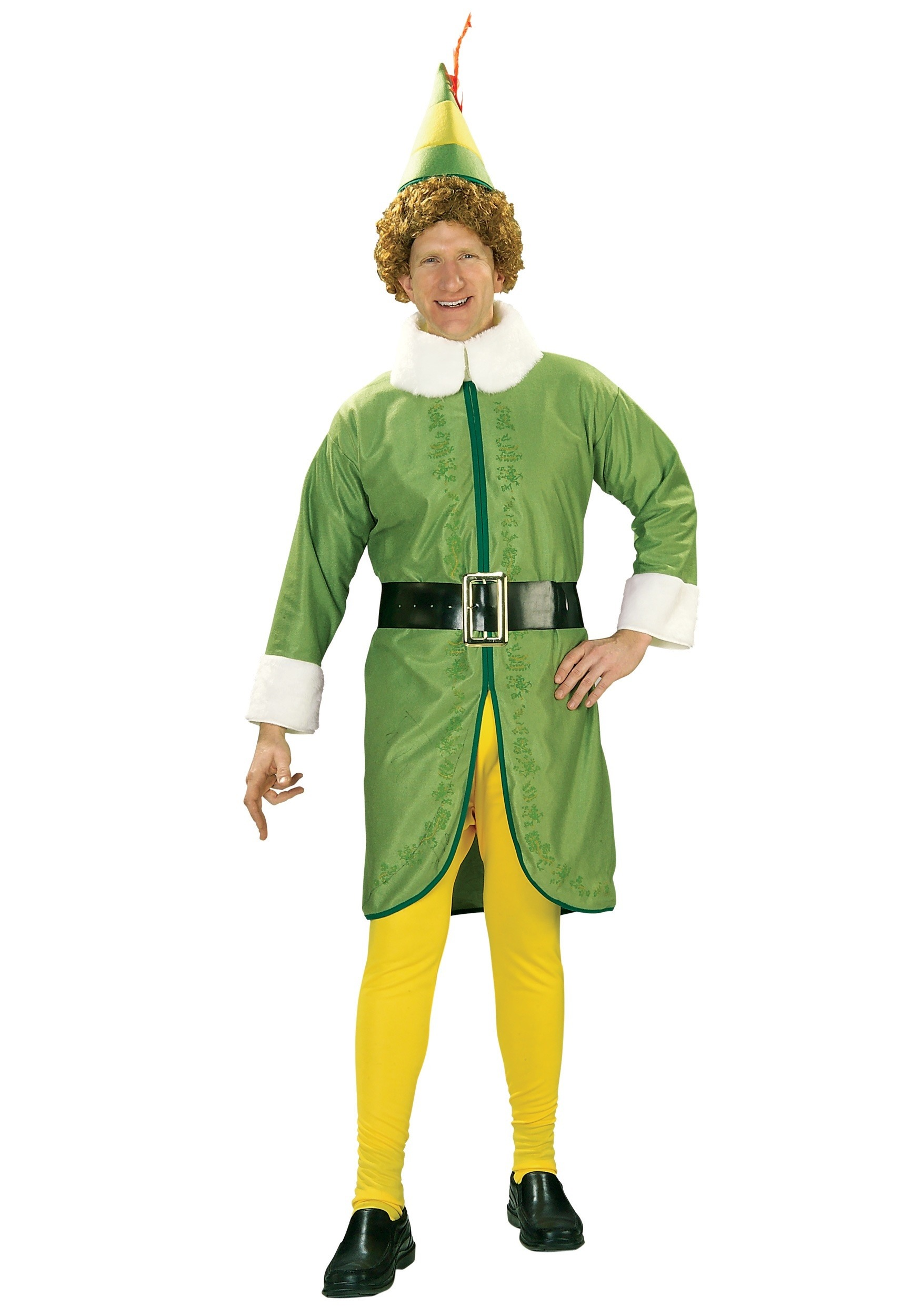Buddy the Elf Costume  sc 1 st  Halloween Costumes UK & Menu0027s Costumes - Adult Mens Halloween Costume
