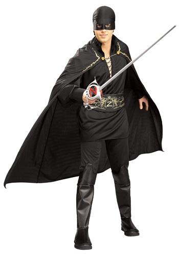 Adult Mens Zorro Costume