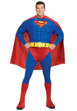 Superman Plus Size Costume