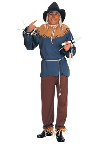 Plus Size Scarecrow Costume
