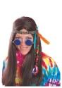Headband with Feathers