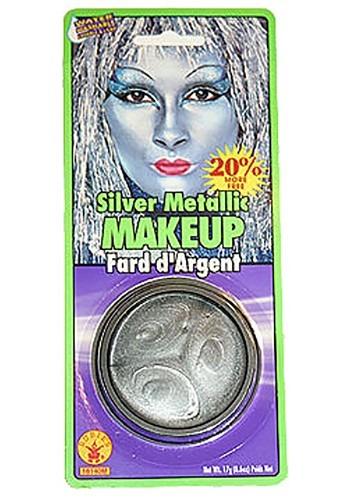 Tin Man Face Makeup