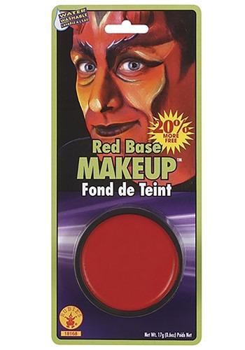 Red Base Makeup