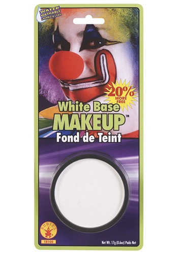White Base Makeup