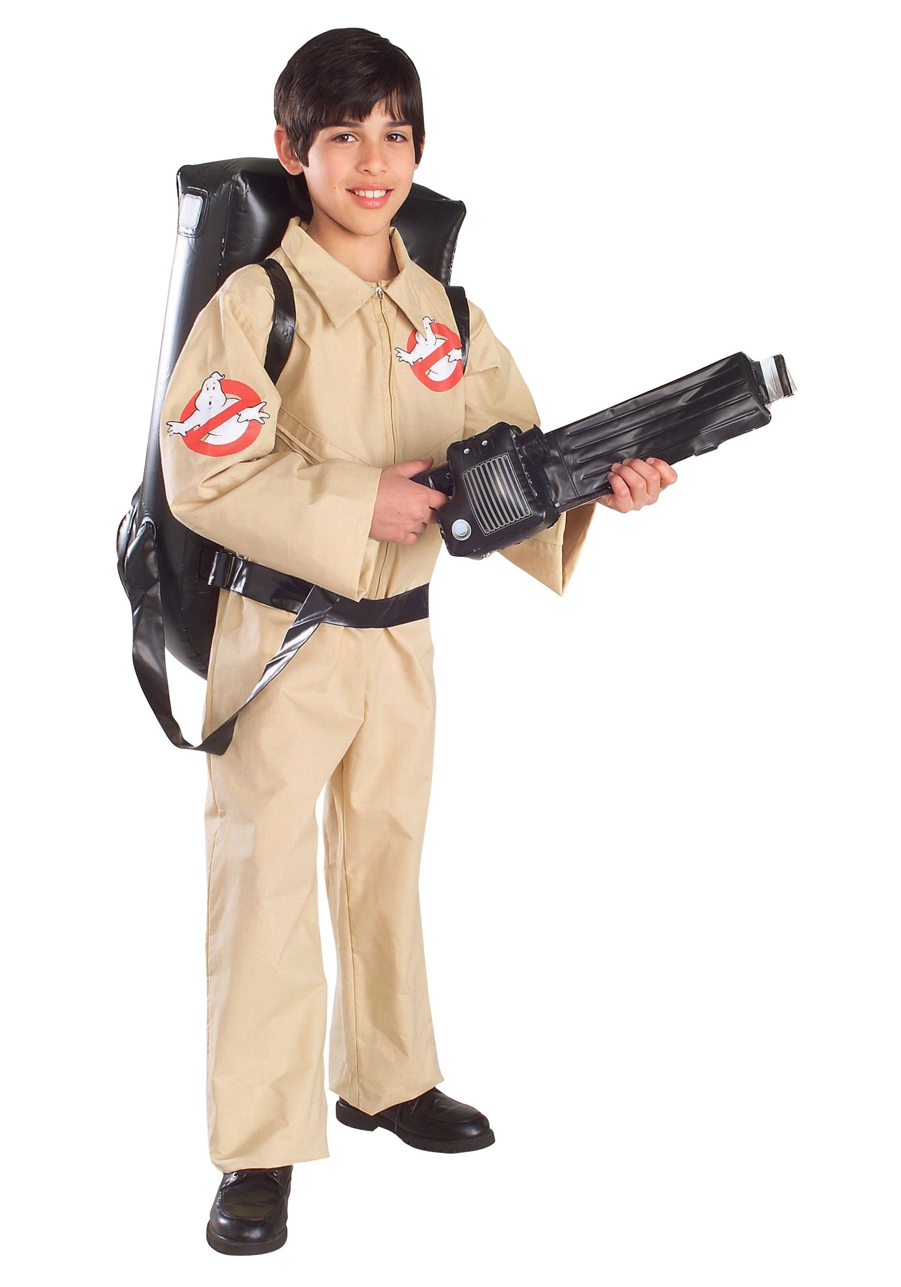 Kids Classic Ghostbusters Costume  sc 1 st  Halloween Costumes UK & Ghostbuster Costumes