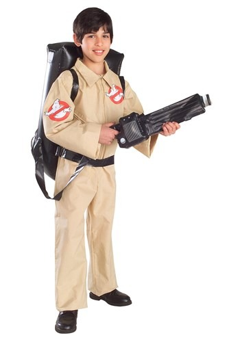 Kids Ghostbusters Costume