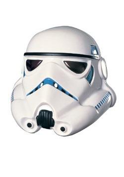 PVC Stormtrooper Mask