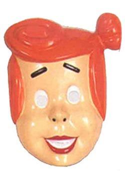 Wilma Flintstone Adult PVC Mask