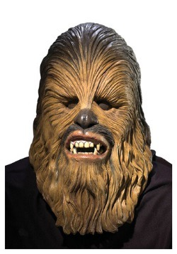 Deluxe Latex Chewbacca Mask