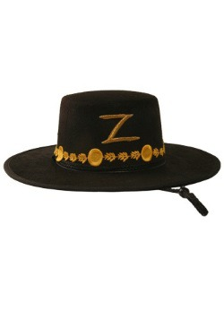 Adult Zorro Hat