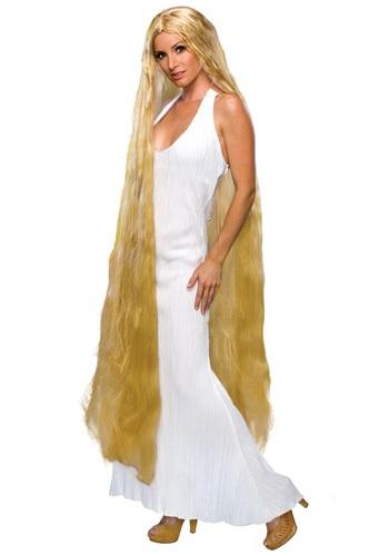 Womens Rapunzel Wig