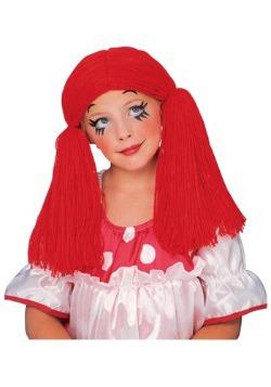 Rag Doll Girl Wig