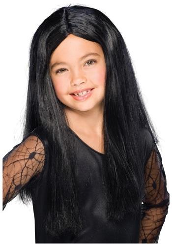 Child Black Witch Wig