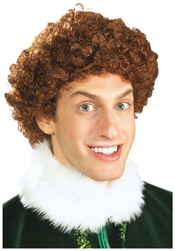 Buddy the Elf Wig