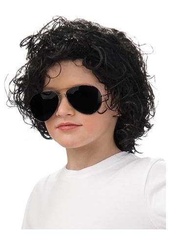 Kids Michael Jackson Wig