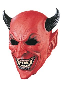 Deluxe Devil Mask