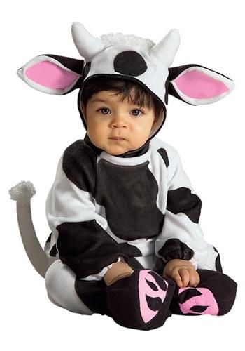 Infant Cow Costume