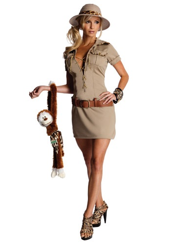 Jane the Hunter Costume