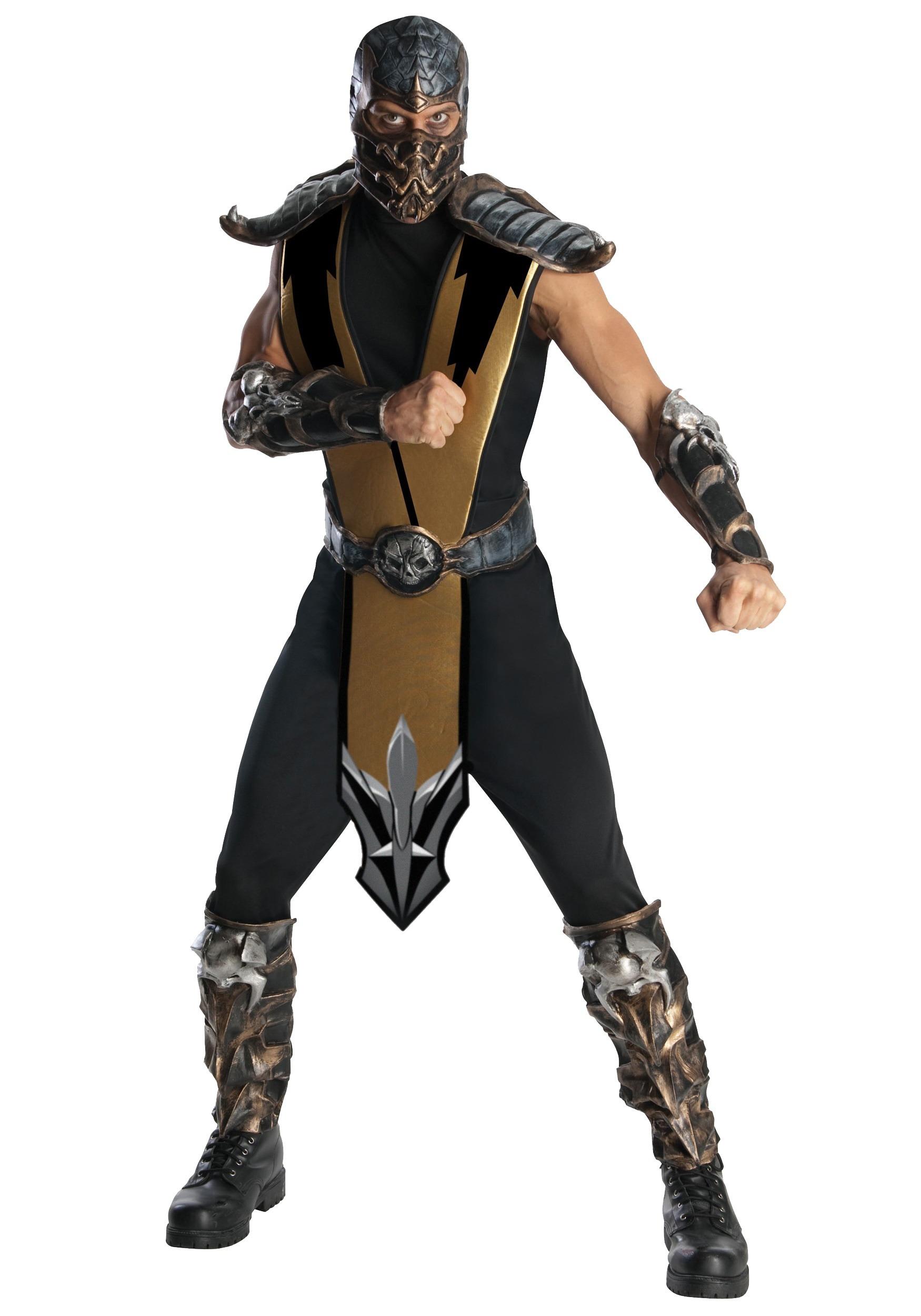 Mortal Kombat Adult Costume 44