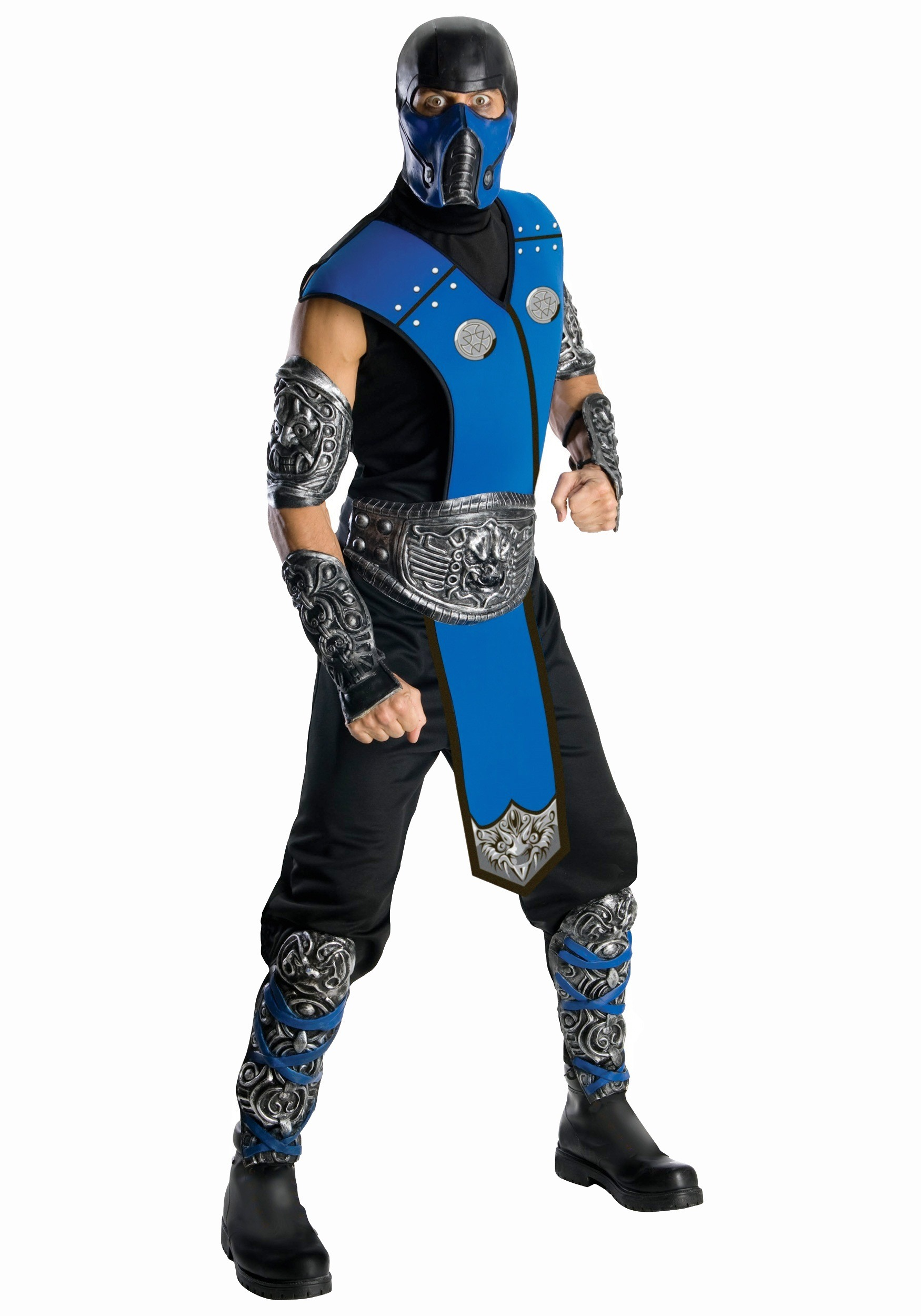 sc 1 st  Halloween Costumes UK & Mortal Kombat Sub-Zero Costume