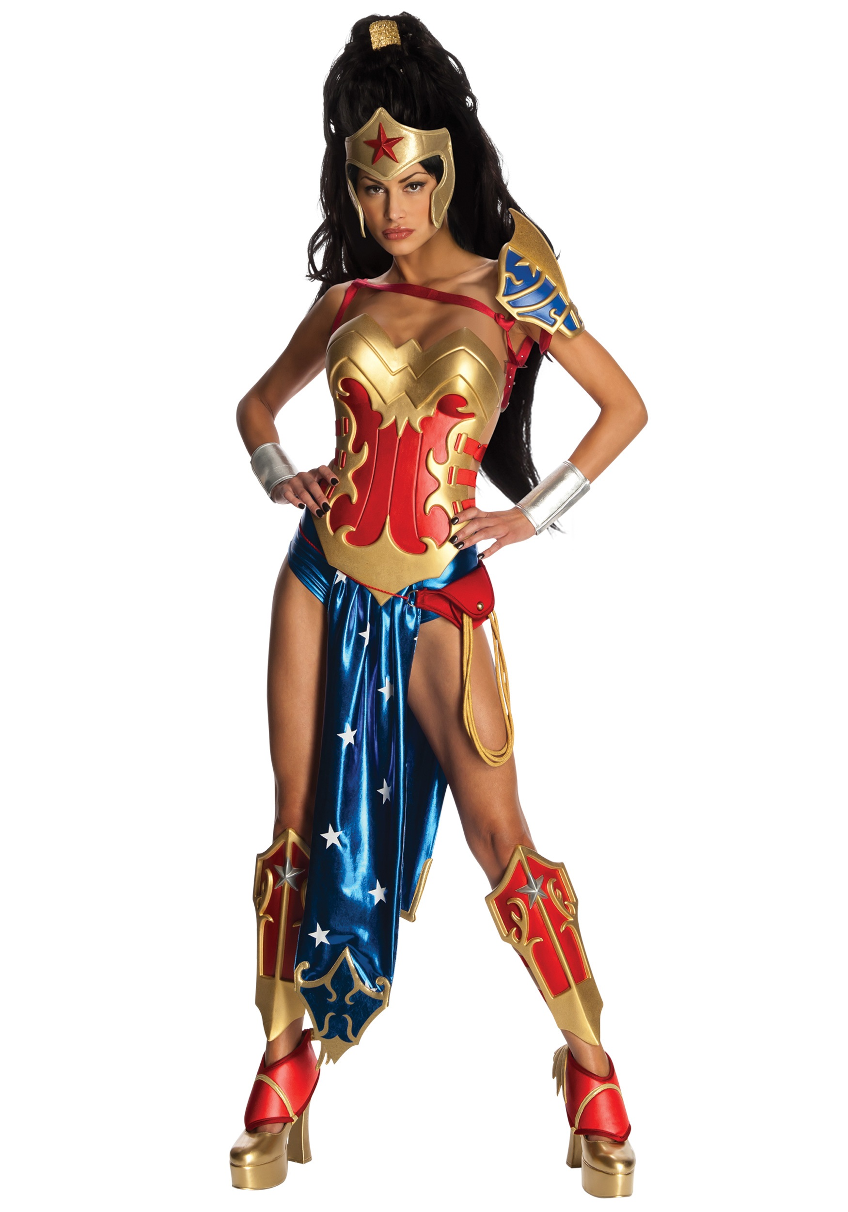Where to get a wonder woman costume-2379