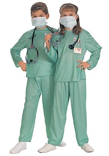 Child ER Doctor Costume