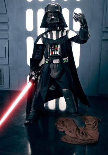 Child Deluxe Darth Vader Costume