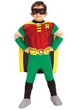 Kids Deluxe Robin Costume